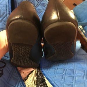 Tory Burch Shoes - Black Tory Burch Minnie Flats
